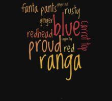 Ranga! by Cathie Tranent