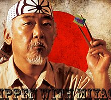 Dippen with Miyagi by david-read