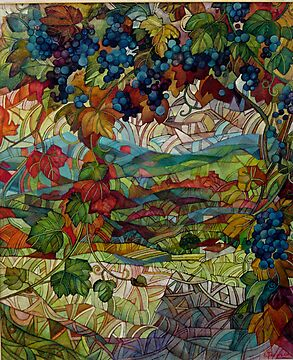 the vineyard by elisabetta trevisan