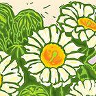 Saguaro Blossoms 1 by SigneNordin