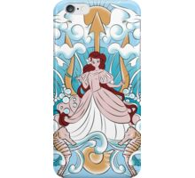 The King Triton's Daughter  iPhone Case/Skin