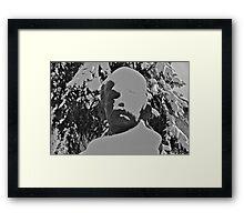 Jose Marti, Bulgaria Framed Print