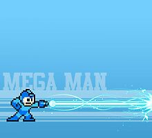Megaman - Beam by Stevie B