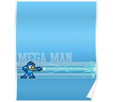 Megaman - Beam Poster