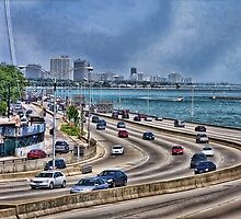 Lake Shore Drive by UmbieArt