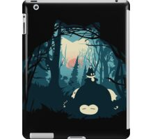 The Sleeping Forest iPad Case/Skin