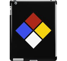 Hazardous Material Signal iPad Case/Skin