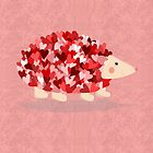 Love Hedgehog by Prettyinpinks