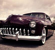 """1951 Mercury """"Lead sled"""" Show Car  by LarryB007"""