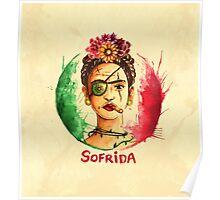 SoFrida Poster