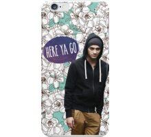 Zayn's Here Ya go iPhone Case/Skin