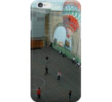 Mural, The Rocks, Sydney, Australia 2005 iPhone Case/Skin