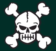 Skull and Crossbones by timharkins