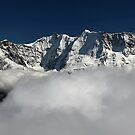 Schilthorn Alpine view 12 by David Hutcheson