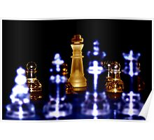 Depth of Chess Poster