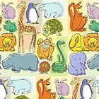 Animal fun by Wendy Howarth