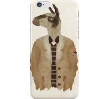 Lama trend iPhone Case/Skin