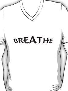 Breathe_black T-Shirt