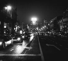 City Lights by Marsstation