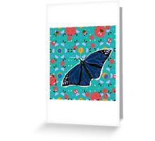 I Can't Believe It's Not Butter(fly) Greeting Card