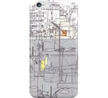 Beirut from a rooftop iPhone Case/Skin