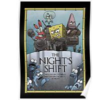 The Night's Shift Poster