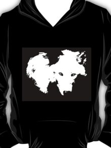 Ghost Wolf Art T-Shirt