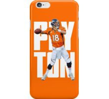 PEYTON iPhone Case/Skin