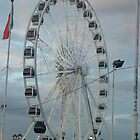 big wheel by Lauren Gingell