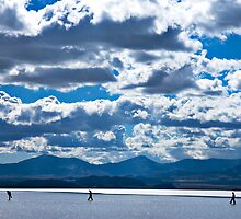 Walking on Water by Keri Oberly