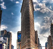 Flat Iron by Phil Scott