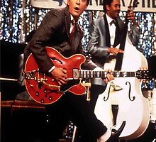 Back to the Future Johnny B. Goode by Pamfakner