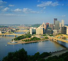 Pittsburgh Pennsylvania (Alan Copson © 2007) by Alan Copson