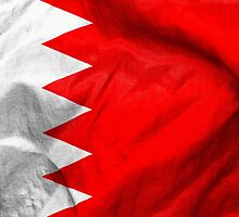 Bahrain Flag by MarkUK97