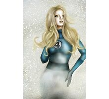 Invisible Woman  Photographic Print
