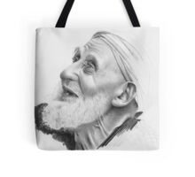 Old man from from North Africa Tote Bag