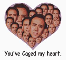 Caged My Heart T-Shirt