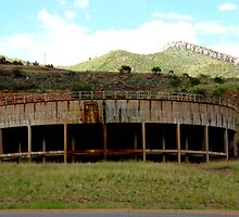 Copper Settling Tank by Winona Sharp