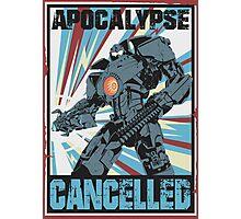 Apocalypse Cancelled Photographic Print