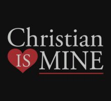 Christian is Mine by waywardtees