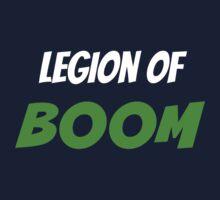 Legion of Boom by jdbruegger