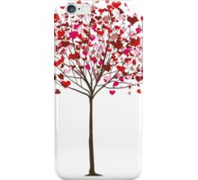 Tree of Love iPhone Case/Skin