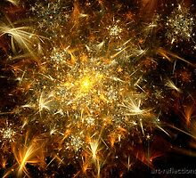 Fireworks by Ingrid Funk