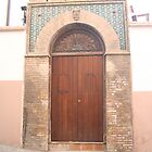 Granada Door by Allen Lucas