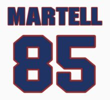 National football player Martell Webb jersey 85 by imsport