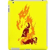 The Self-Immolation of Thích Quảng Ðức iPad Case/Skin