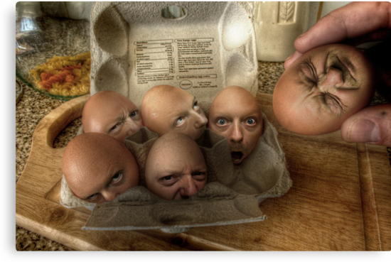 Eggsecution - The Prequel by craig sparks