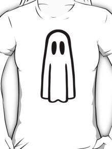 Funny ghost face T-Shirt