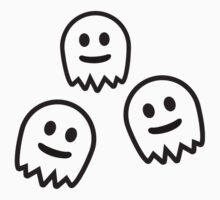 Funny Ghosts Monster Kids Clothes