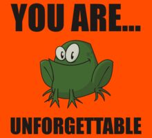 Unforgettable Frog Kids Clothes